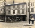 Paul Revere House circa 1800-1920s