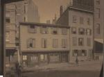 Paul Revere House circa 1898