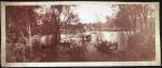 Boston Public Garden circa 1904