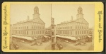 Faneuil Hall in 19th Century