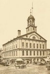 Faneuil Hall in 1903