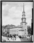 Park Street Church, Boston, Mass, circa 1904