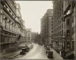 Pemberton square in Boston circa 1920
