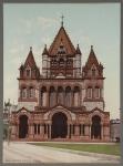Trinity Church in Boston circa 1901