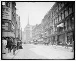 Washington Street, Boston, Mass, circa 1906