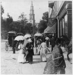 Tremont Street, Boston, Mass, circa 1891