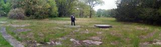 Site of the former Moseley mansion, Maudslay State Park, Newburyport, Mass. Photo Credit: Rebecca Brooks
