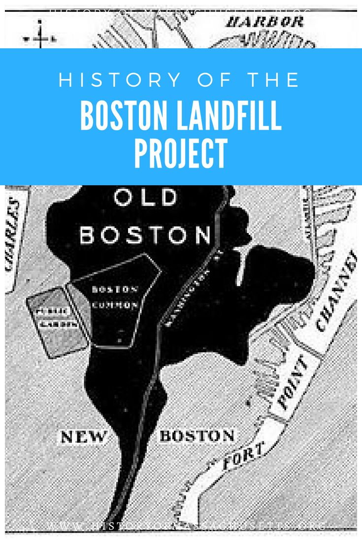 History of the Boston Landfill Project