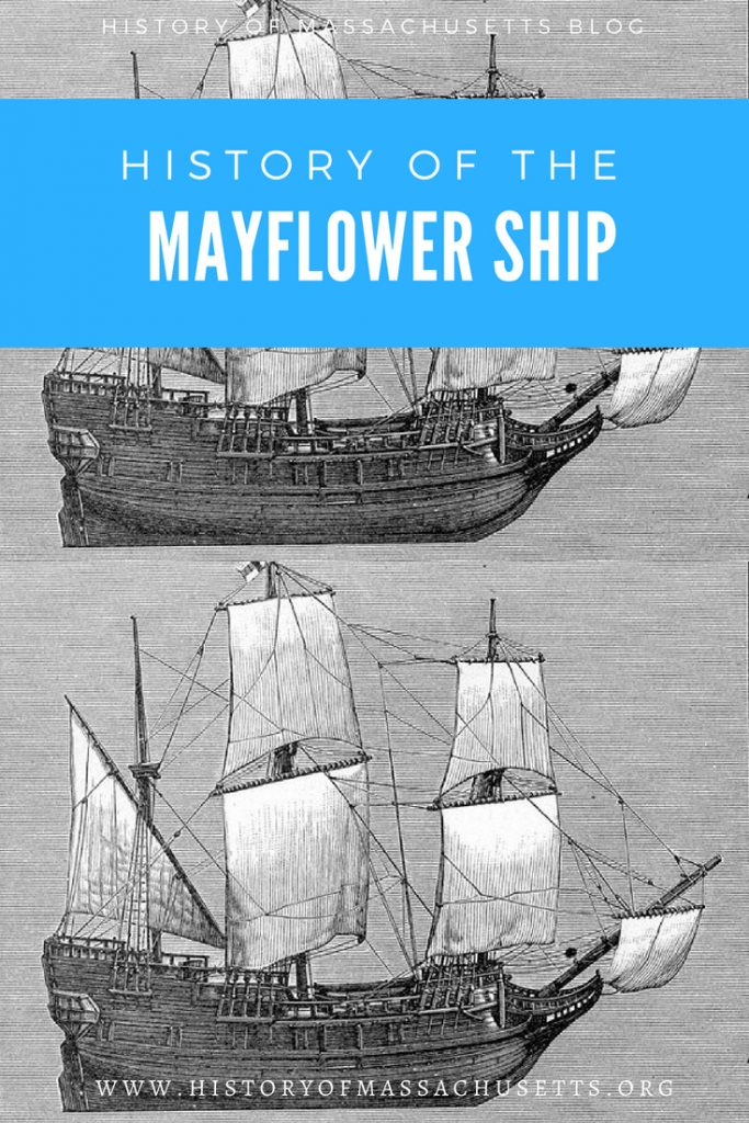 The History of the Mayflower Ship