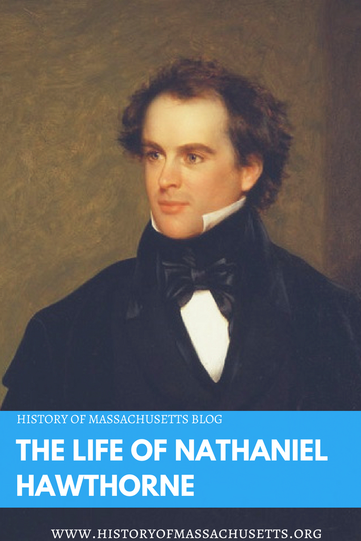 The Life of Nathaniel Hawthorne