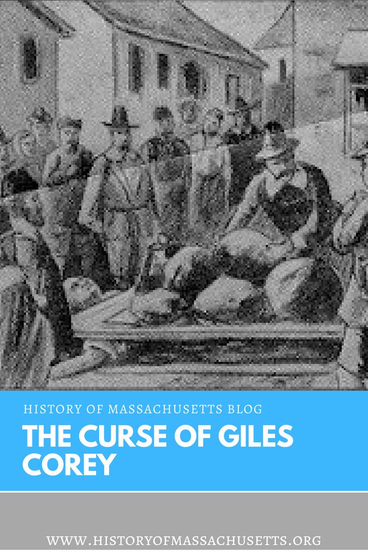 The Curse of Giles Corey