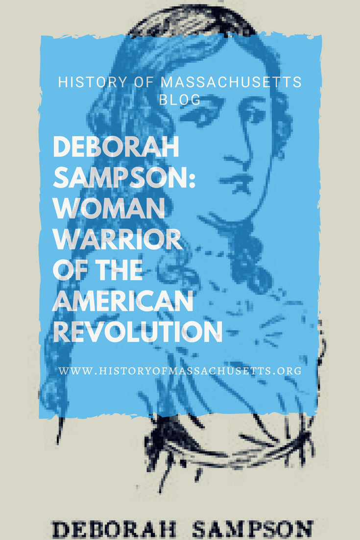 Deborah Sampson: Woman Warrior of the American Revolution