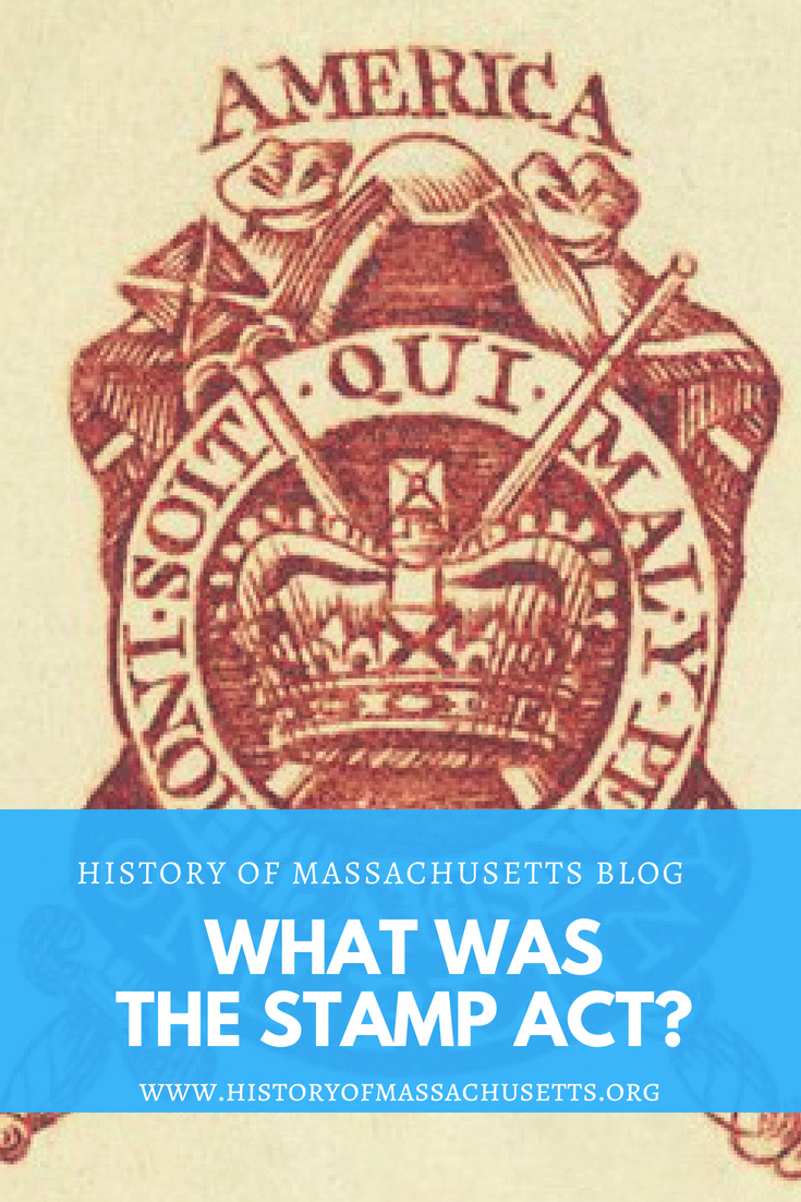 What Was the Stamp Act