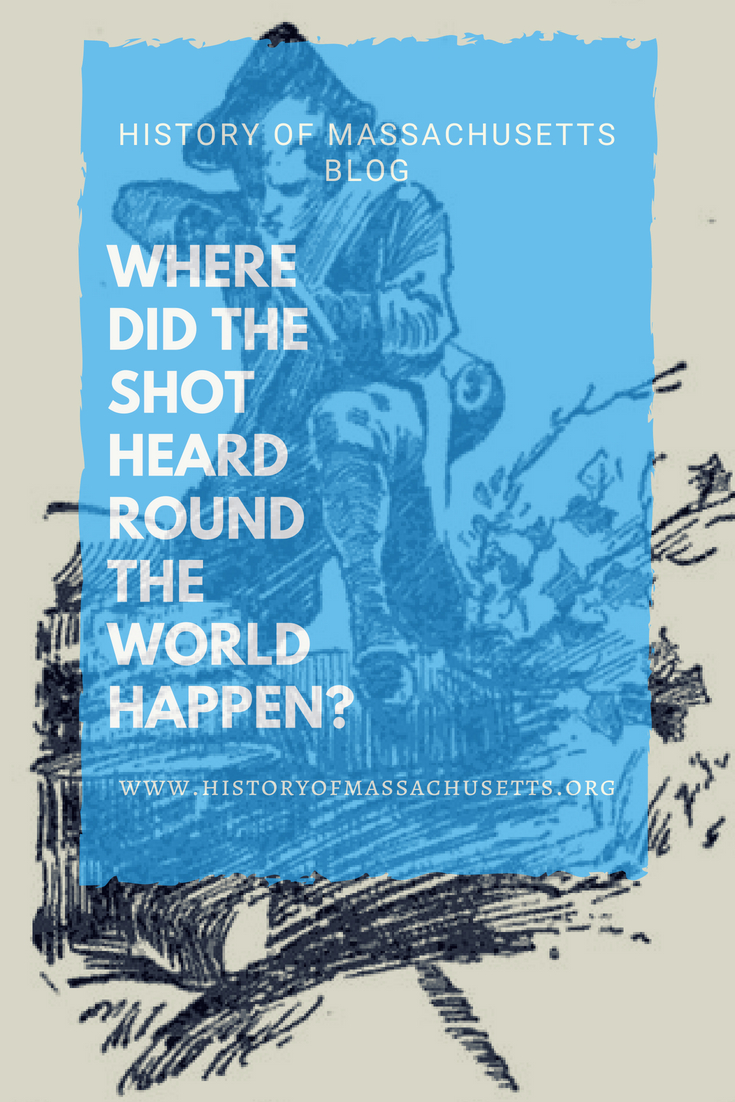 Where Did the Shot Heard Round the World Happen?