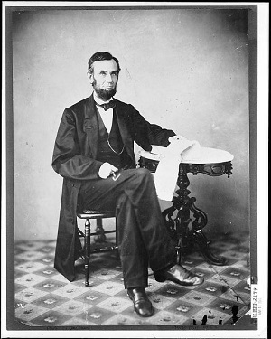 Abraham Lincoln photographed by Alexander Gardner on Aug 9 1863