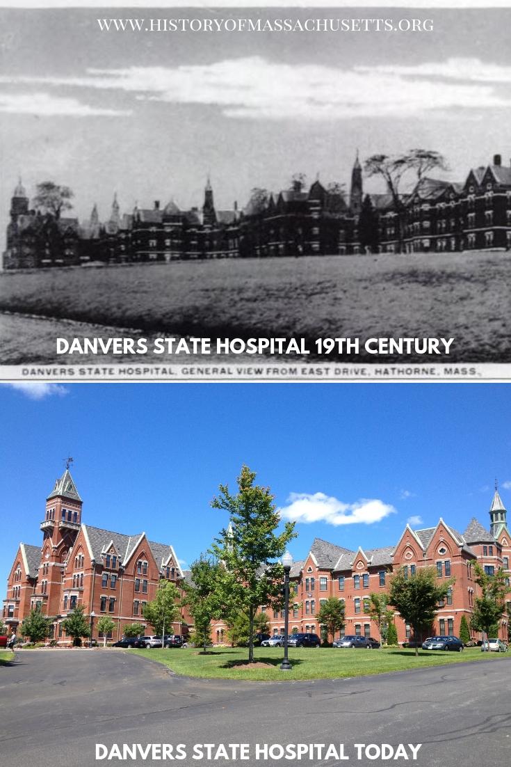 Danvers State Hospital 19th century