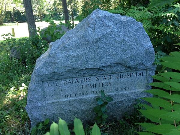 Danvers State Hospital Cemetery, Danvers, Mass