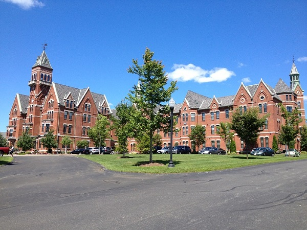 Danvers State Hospital, Danvers, Mass, circa 2013