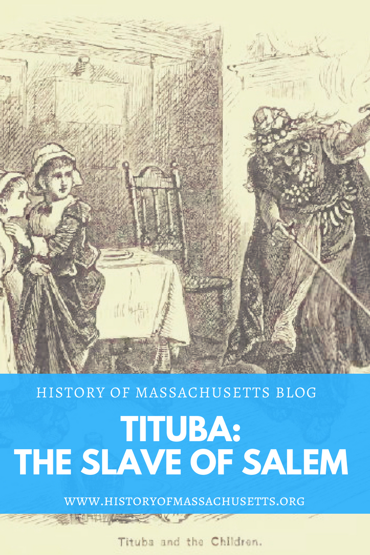 Tituba The Slave of Salem