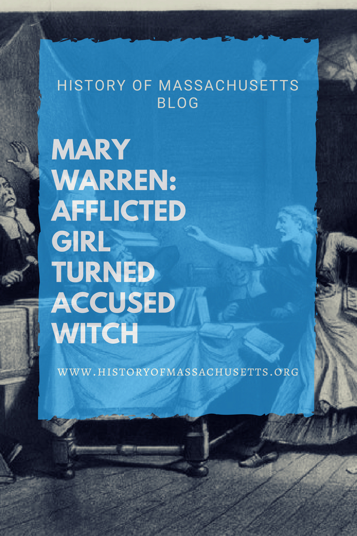 Mary Warren: Afflicted Girl Turned Accused Witch