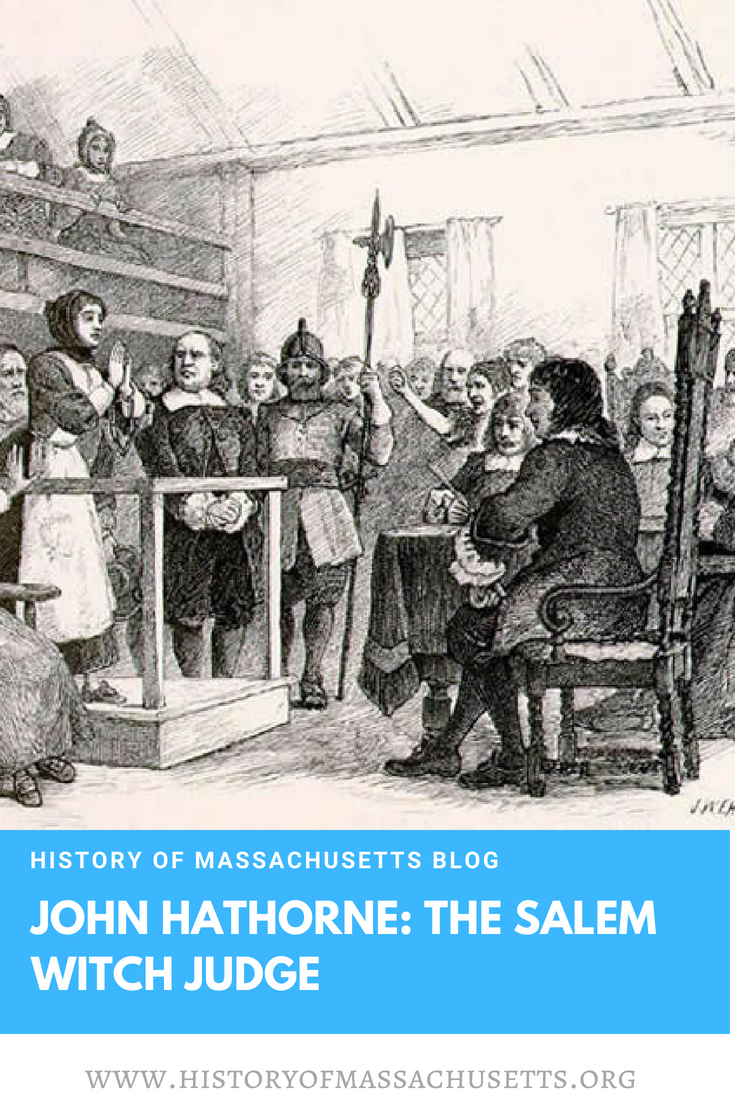John Hathorne: The Salem Witch Judge