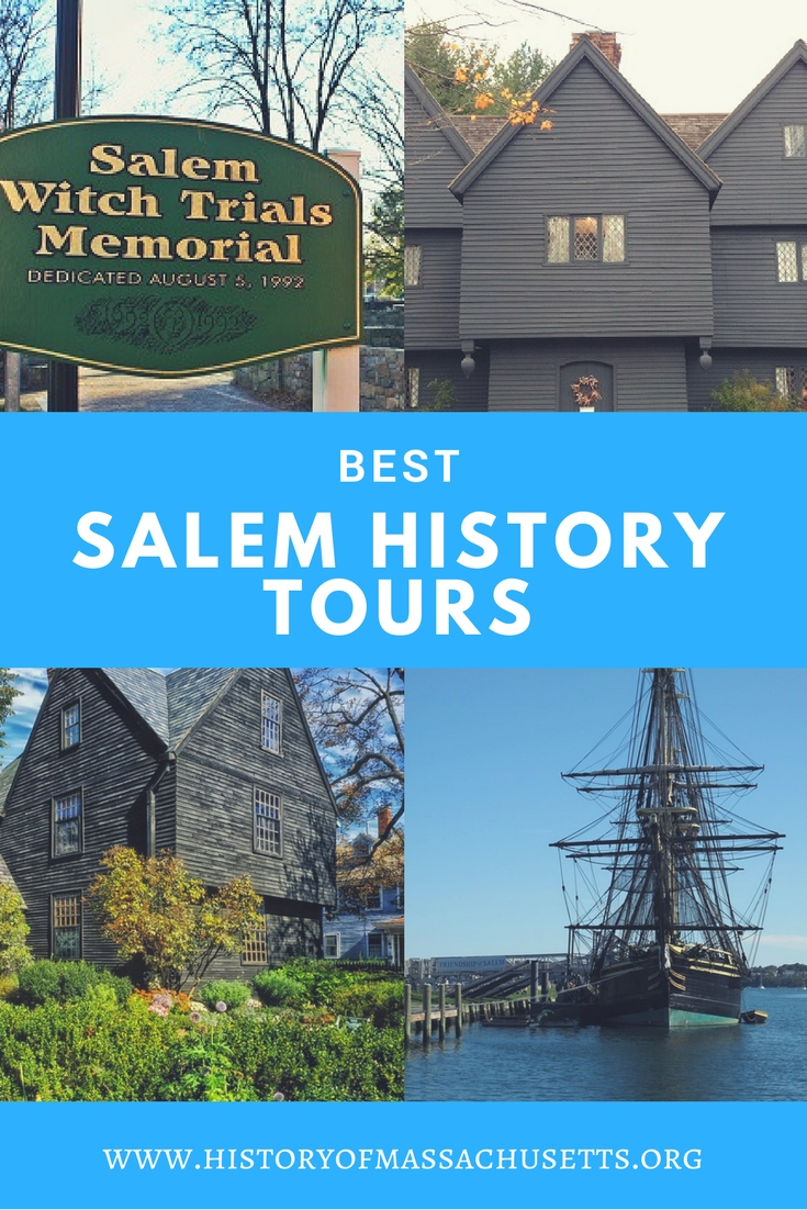 Best Salem History Tours
