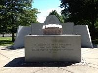Salem Village Witchcraft Victims' Memorial, Danvers, Mass, Photo Credit: Rebecca Brooks