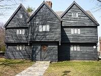 The Witch House, Salem, Mass, circa 2010