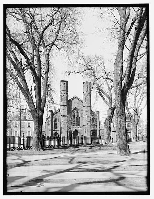 East Church, Salem, Mass, circa 1910