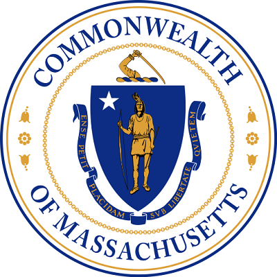 Seal of Massachusetts, adopted December 13, 1780