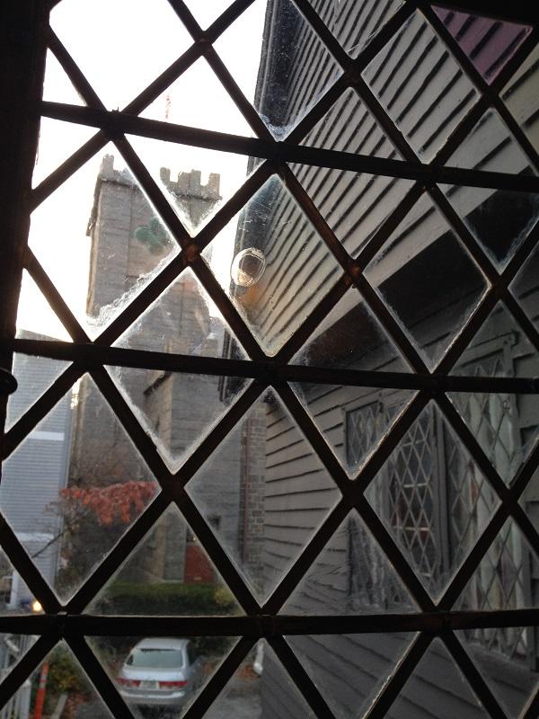Witch House, First Church of Salem, Salem, Mass, November 2015. Photo Credit Rebecca Brooks