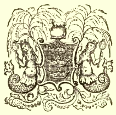 The Coat of Arms of the City of Boston, England