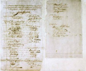 The Olive Branch Petition