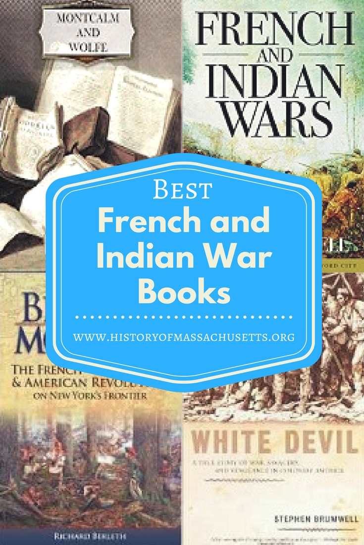 Best French and Indian War books
