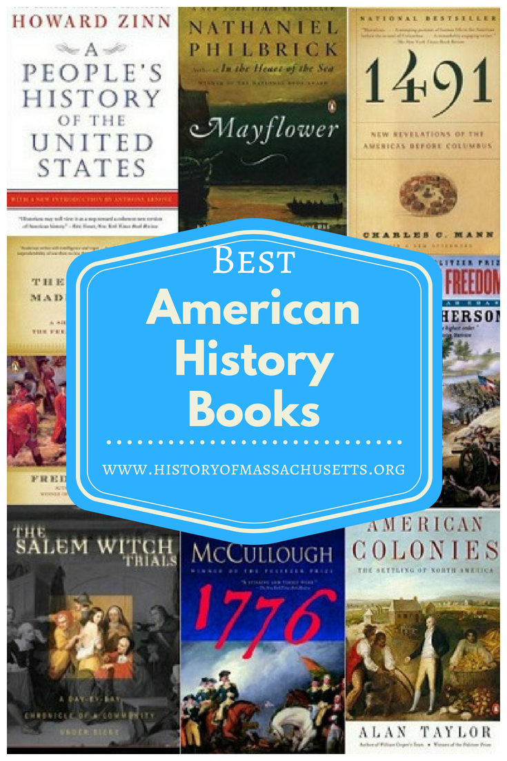 Best American History Books