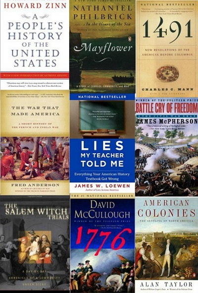 The Best Books about American History