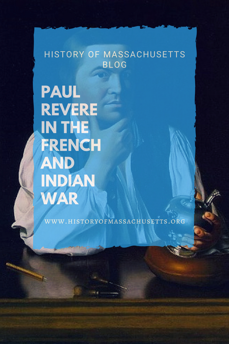 Paul Revere in the French and Indian War