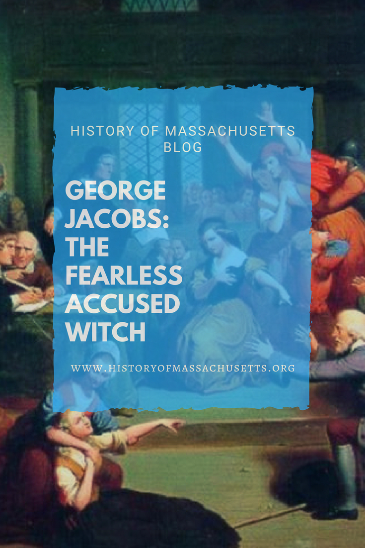 George Jacobs: The Fearless Accused Witch
