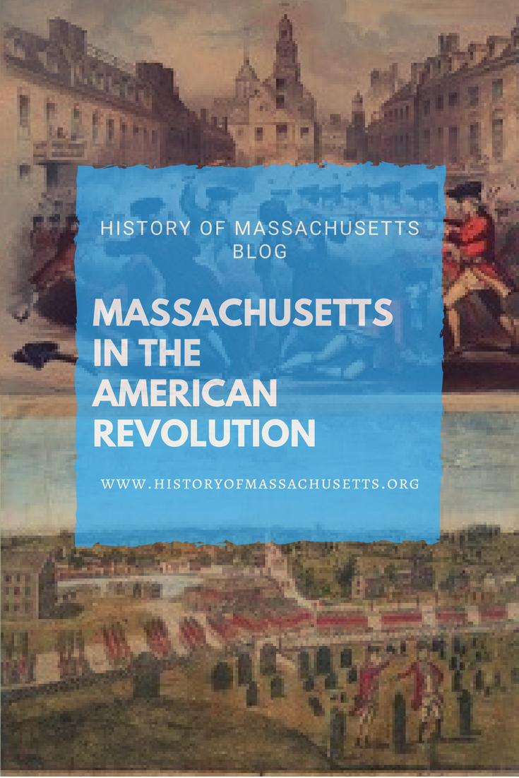 Massachusetts in the American Revolution
