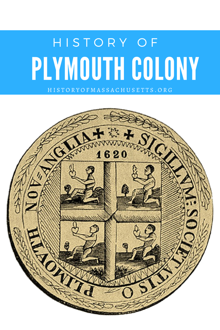 History of Plymouth Colony