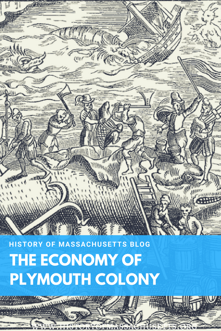 The Economy of Plymouth Colony