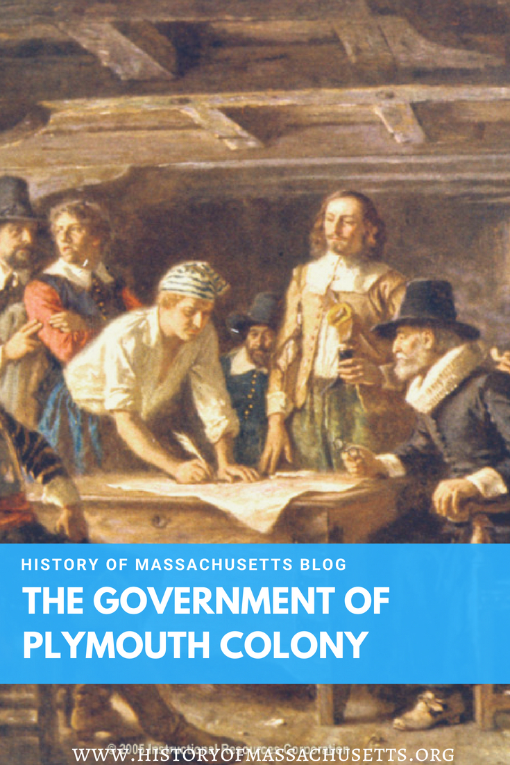 The Government of Plymouth Colony