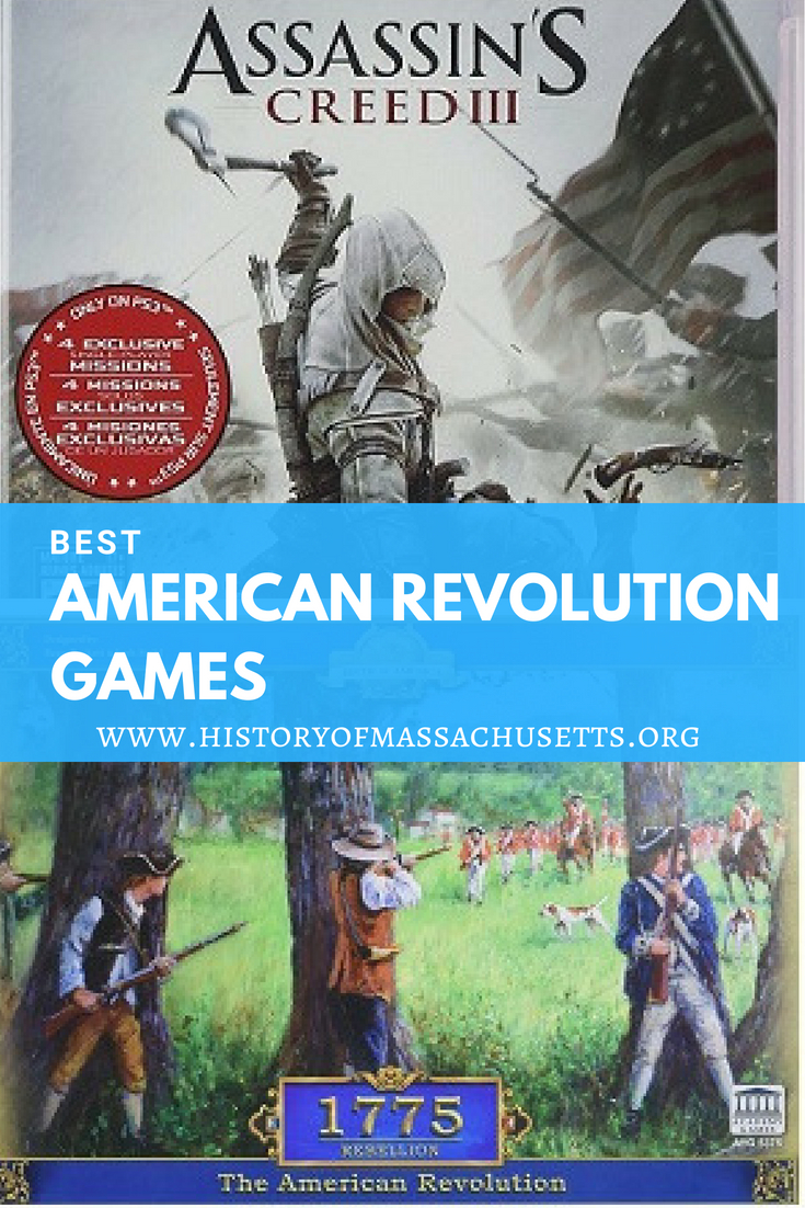 Best American Revolution Games