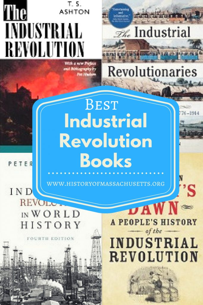 Best Industrial Revolution Books