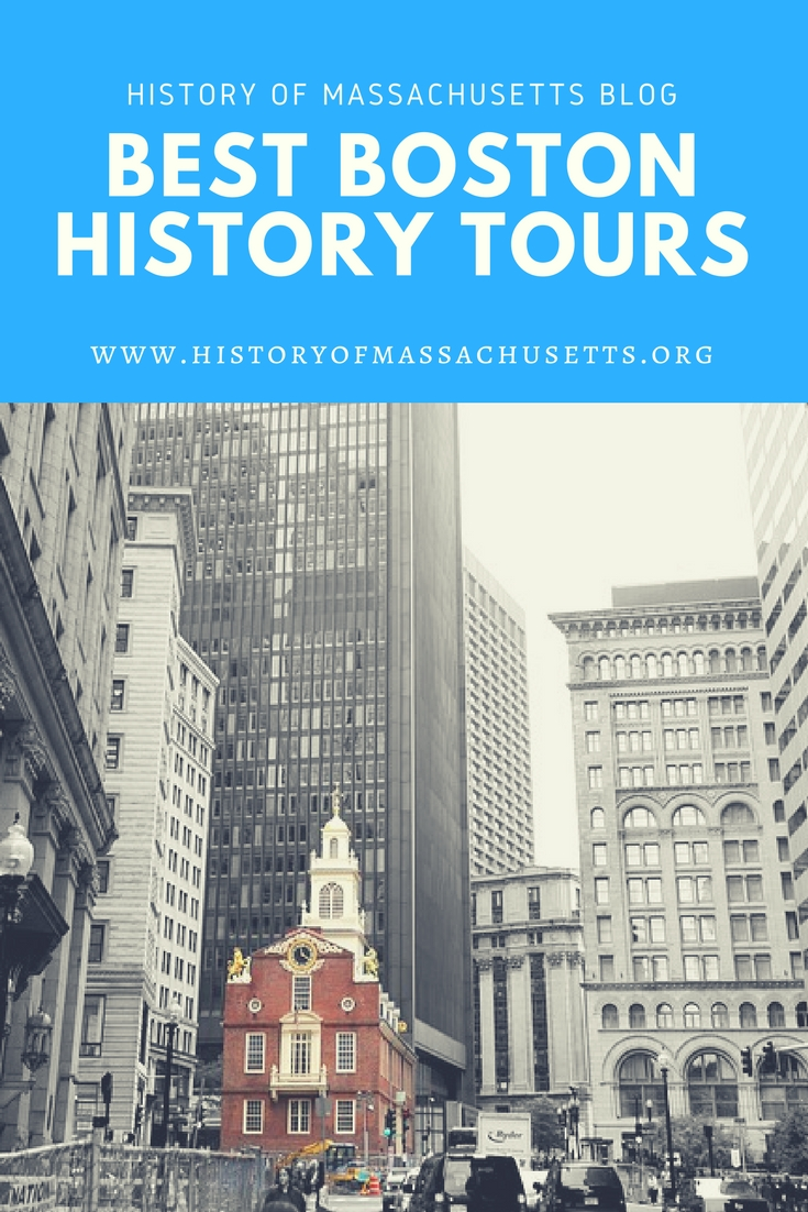 Best Boston History Tours