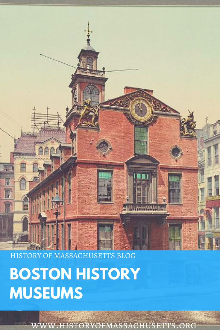 Boston History Museums