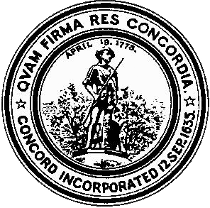 history of concord massachusetts history of massachusetts blog American Explorers 1492-1600 official seal of concord massachusetts