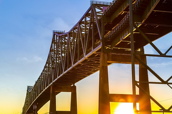 Tobin Bridge, Boston, Massachusetts
