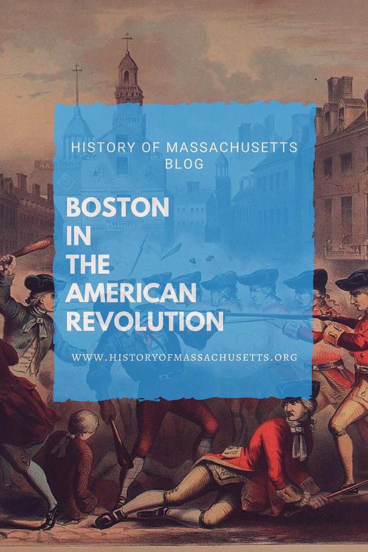 Boston in the American Revolution