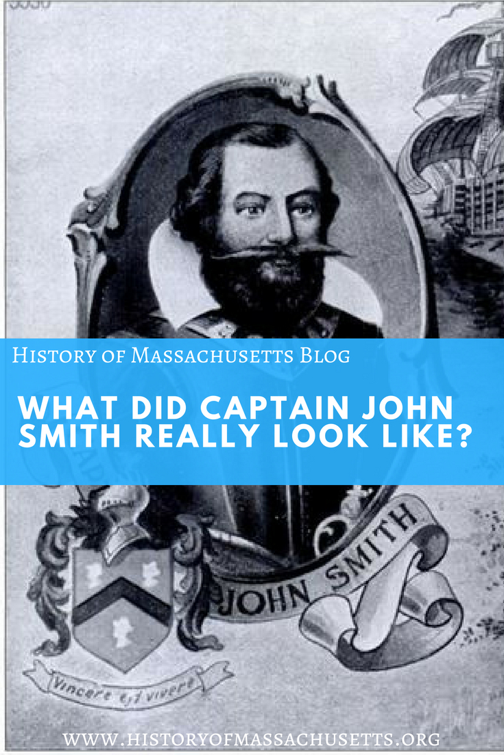 What Did Captain John Smith Really Look Like